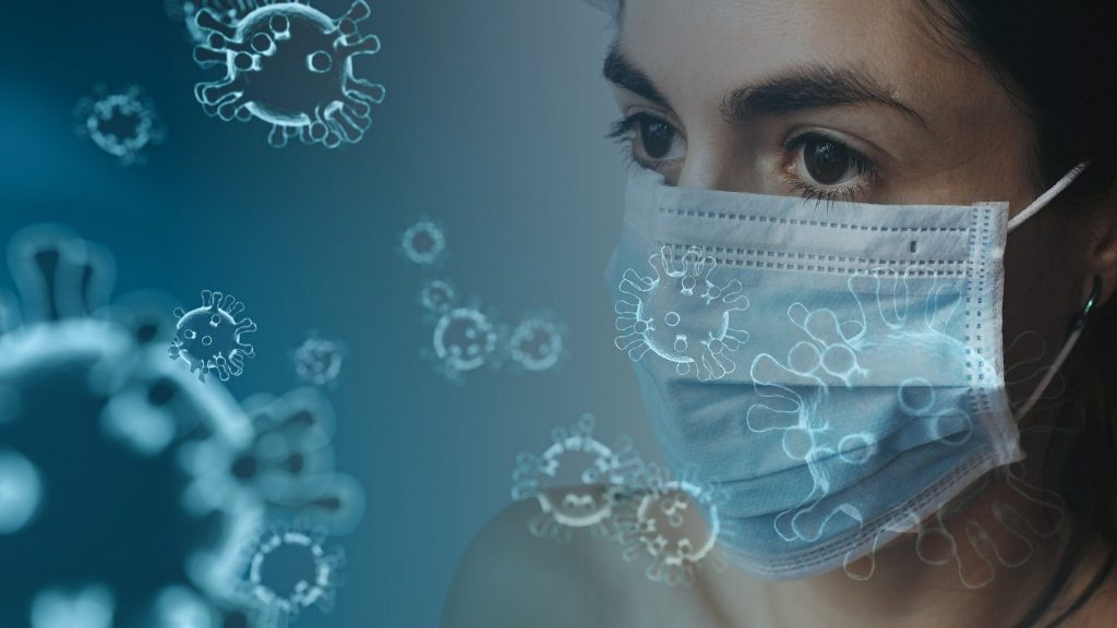 Face Masks can help protect ourselves by protecting others
